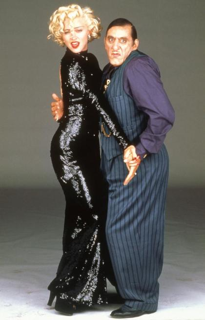 DICK TRACY, Madonna, Al Pacino, 1990, (c) Touchstone