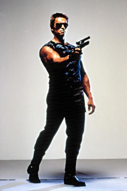 TERMINATOR, Arnold Schwarzenegger, 1984