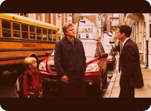 JASON KELLY, TIM ROBBINS & KEVIN BACON in Mystic River Filmstill - Editorial Use Only Ref: FB www.capitalpictures.com sales@capitalpictures.com Supplied by Capital Pictures