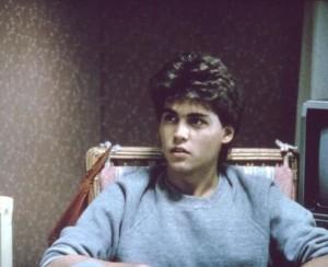 A NIGHTMARE ON ELM STREET, Johnny Depp, 1984. ©New Line Cinema