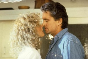 FATAL ATTRACTION, Glenn Close, Michael Douglas, 1987, (c) Paramount
