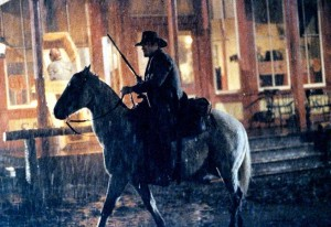 UNFORGIVEN, Clint Eastwood, 1992