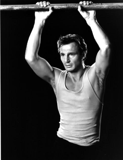 Liam Neeson Sexy