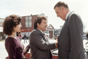 MY COUSIN VINNY, Marisa Tomei, Joe Pesci, Fred Gwynne, 1992. TM and Copyright ©20th Century Fox Film Corp. All rights reserved.