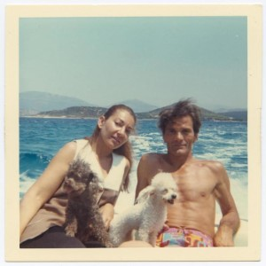 Nell'immagine distribuita dall'ufficio stampa il 14 aprile 2014 Pier Paolo Pasolini e Maria Callas in Grecia nel 1969. La foto Ë esposta all'interno della mostra 'Pasolini-Roma' a palazzo delle Esposizioni fino al 20 luglio 2014. ANSA/UFFICIO STAMPA PALAZZO DELLE ESPOSIZIONI +++DA UTILIZZARE SOLO IN RELAZIONE ALLA NOTIZIA DI QUESTA MOSTA - NO SALES - EDITORIAL USE ONLY+++