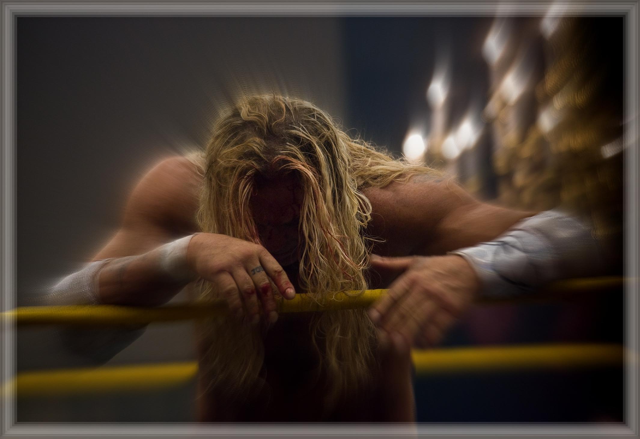 rourke wrestler