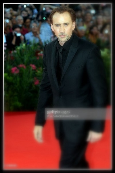 ITALY - SEPTEMBER 04: The 66th Venice Film Festival: Premiere of the film 'Bad Lieutenant: Port of Call New Orleans' in Venice, Italy On September 04, 2009-Actor Nicolas Cage. (Photo by Pool CATARINA/VANDEVILLE/Gamma-Rapho via Getty Images)