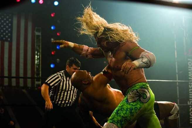 wrestler rourke