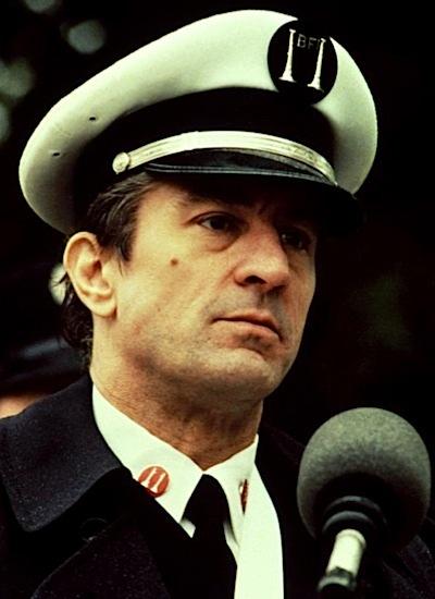 BACKDRAFT, Robert De Niro, 1991