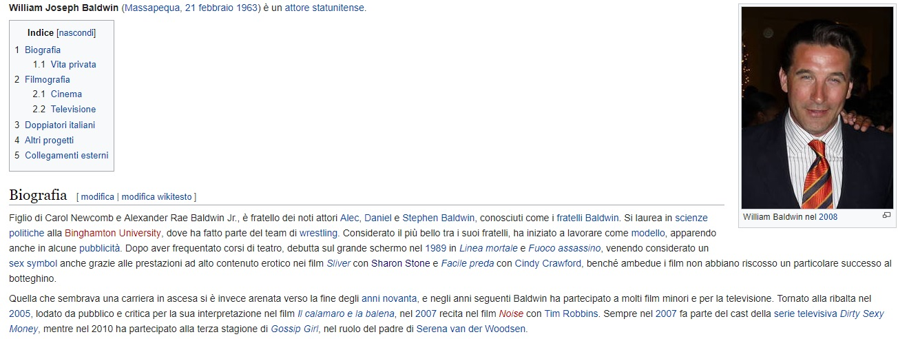 william baldwin wikipedia