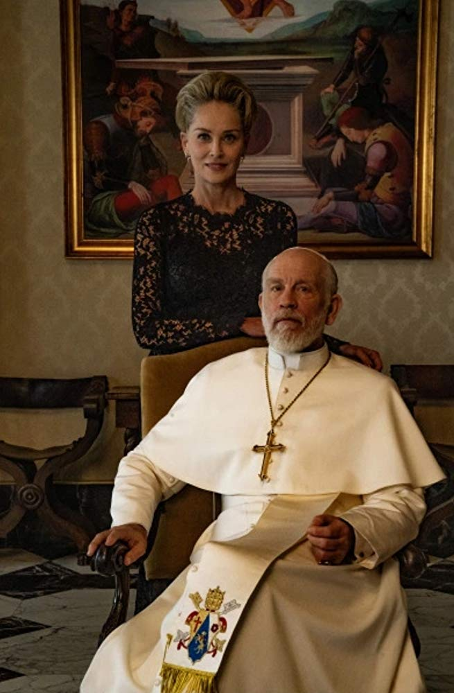 new pope malkovich sharon