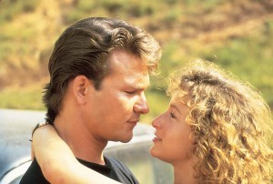 swayze dirty dancing