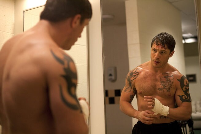 warrior tom hardy