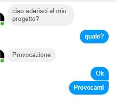 provocazione