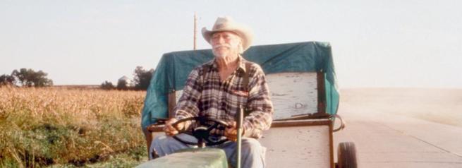 THE STRAIGHT STORY, Richard Farnsworth, 1999. ©Buena Vista Pictures