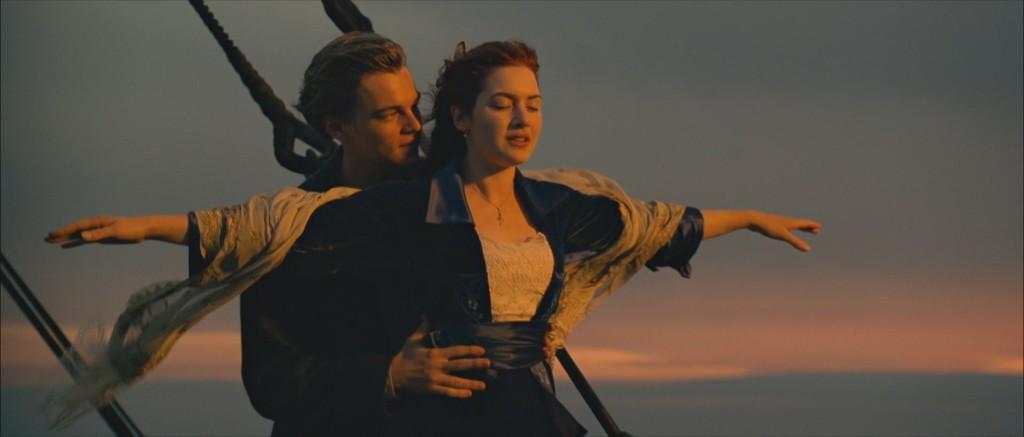 Titanic Winslet DiCapro