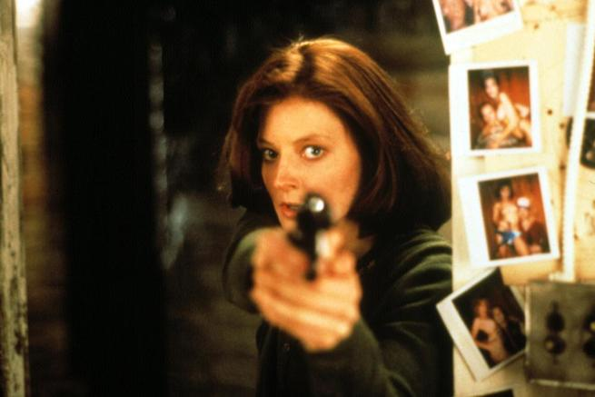 SILENCE OF THE LAMBS, Jodie Foster, 1991